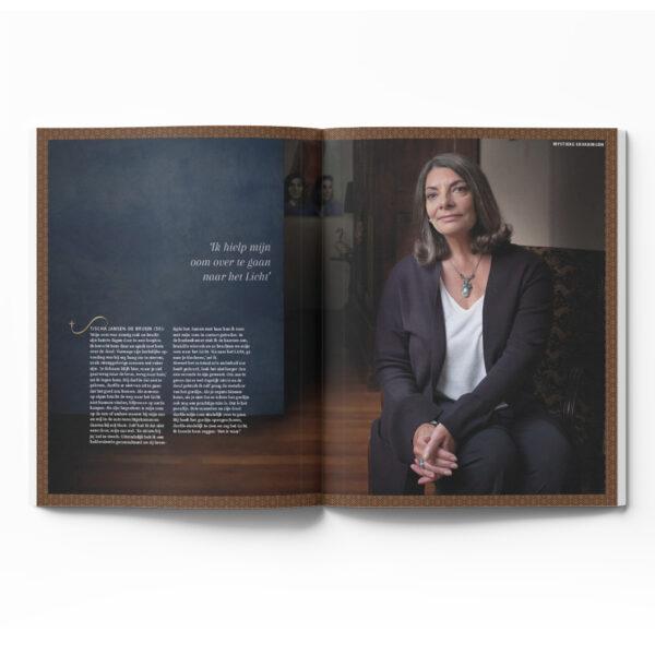OMG Magazine - Mystiek - artikel editie 1 - Other Me God - Magazine over spiritualiteit en zingeving voor een bezield leven
