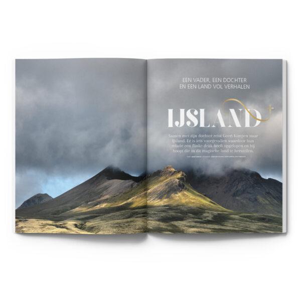 OMG Magazine - Reis naar IJsland - artikel editie 1 - Other Me God - Magazine over spiritualiteit en zingeving voor een bezield leven