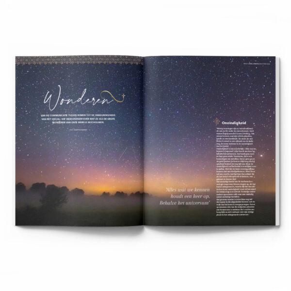 OMG Magazine - Wonderen - artikel editie 1 - Other Me God - Magazine over spiritualiteit en zingeving voor een bezield leven