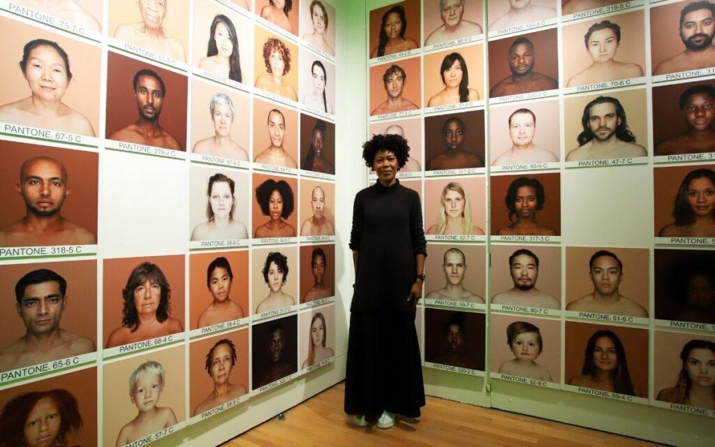 Geestverruiming - OMG Magazine - Angelica Dass - Ted Talk The Beauty Of Human Skin in Every color - pantone humanae project huidskleuren
