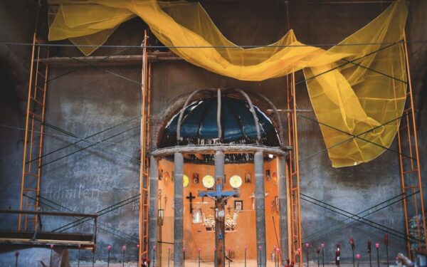 OMG Magazine - Other Me God - Bezield leven - Spiritualiteit zingeving - Artikel monnik Don Justo kathedraal klooster in Spanje 2